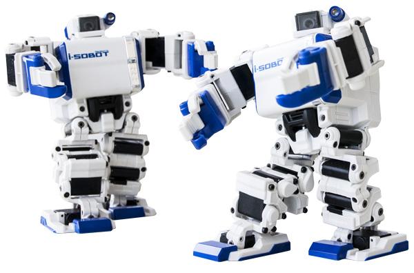 robot didattici antropomorfi