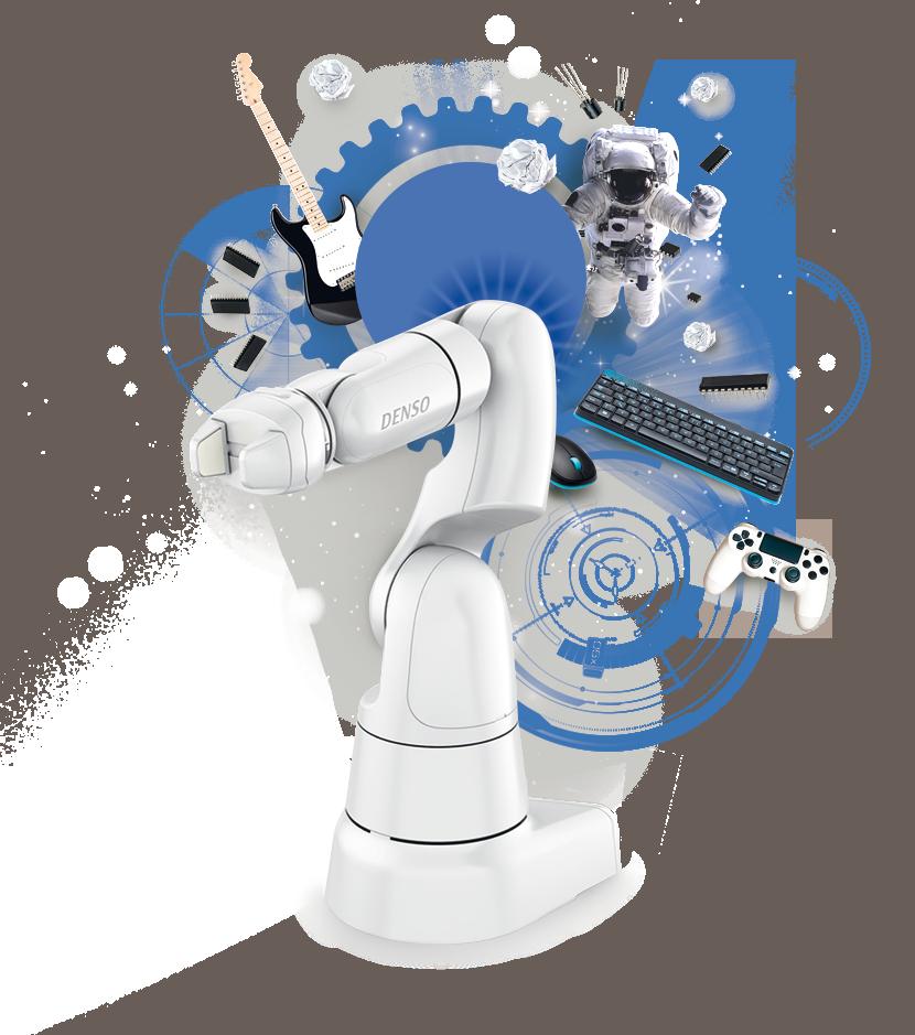 robotica educativa moodboard