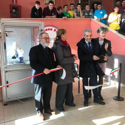 Inaugurazione progetto robotica IIS Enzo Ferrari